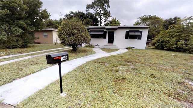 140 Carolina Ave, Fort Lauderdale, FL 33312 (MLS #A10866435) :: Castelli Real Estate Services