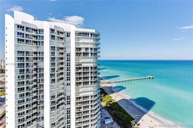 16425 Collins Ave #2415, Sunny Isles Beach, FL 33160 (MLS #A10866461) :: ONE Sotheby's International Realty