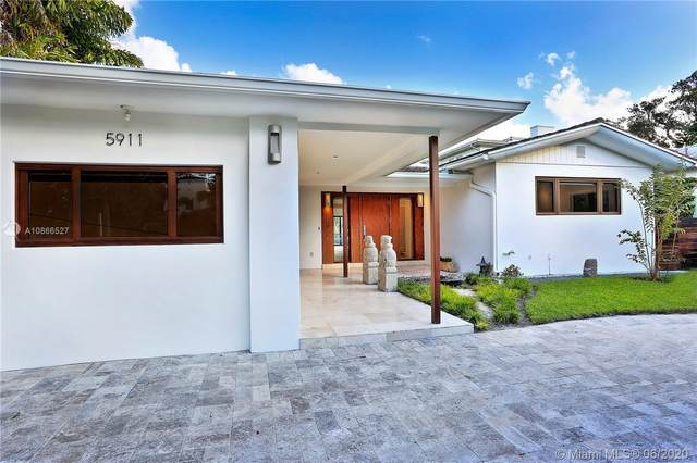 5911 Alton Rd, Miami Beach, FL 33140 (MLS #A10866527) :: THE BANNON GROUP at RE/MAX CONSULTANTS REALTY I