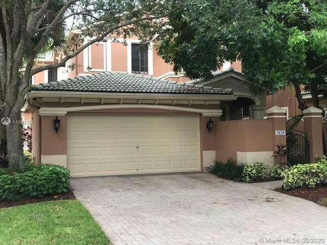2878 Kinsington Cir 21-3, Weston, FL 33332 (MLS #A10866578) :: GK Realty Group LLC