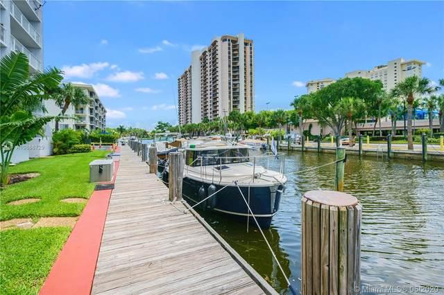 1650 NE 115th St #201, Miami, FL 33181 (#A10866729) :: Real Estate Authority