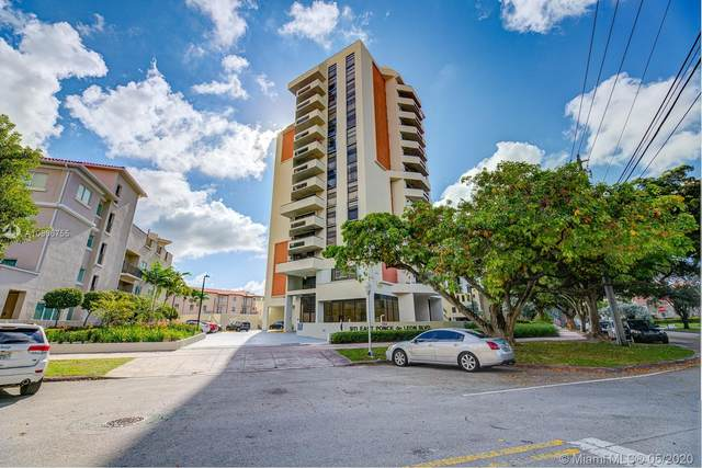 911 E Ponce De Leon Blvd #1104, Coral Gables, FL 33134 (MLS #A10866755) :: Ray De Leon with One Sotheby's International Realty