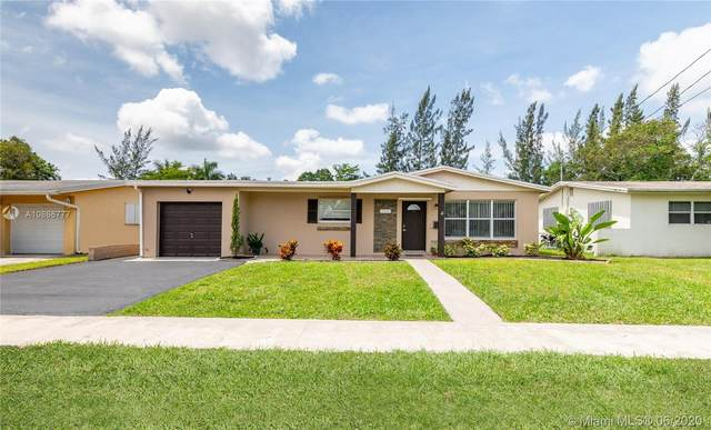 6620 NW 21st St, Sunrise, FL 33313 (MLS #A10866777) :: THE BANNON GROUP at RE/MAX CONSULTANTS REALTY I