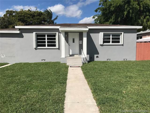 525 NW 134th St, North Miami, FL 33168 (MLS #A10866795) :: Re/Max PowerPro Realty