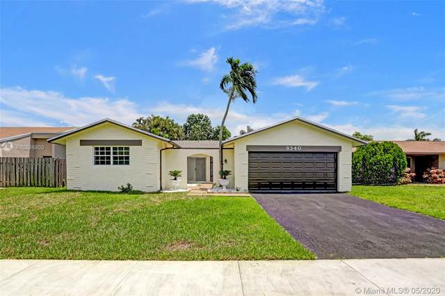 9340 NW 35th Mnr, Sunrise, FL 33351 (MLS #A10866800) :: The Riley Smith Group