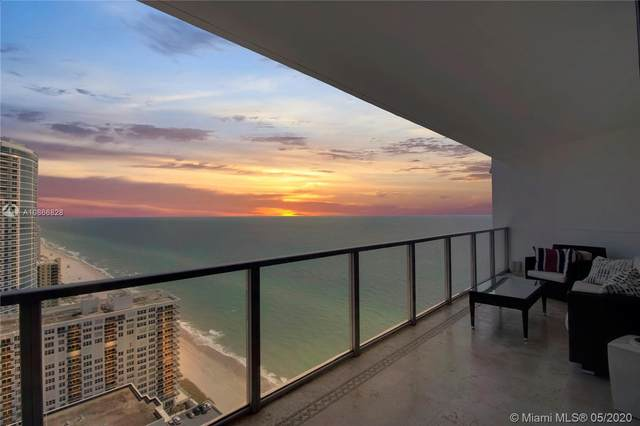 3101 S Ocean Dr #3107, Hollywood, FL 33019 (#A10866828) :: Real Estate Authority