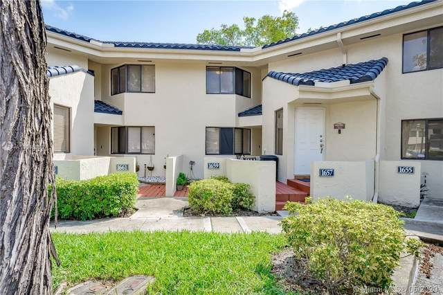 1657 NW 81st Way Jb2r, Plantation, FL 33322 (MLS #A10866833) :: United Realty Group