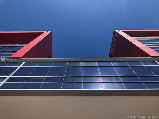 777 N Ocean Dr N207, Hollywood, FL 33019 (#A10866839) :: Real Estate Authority