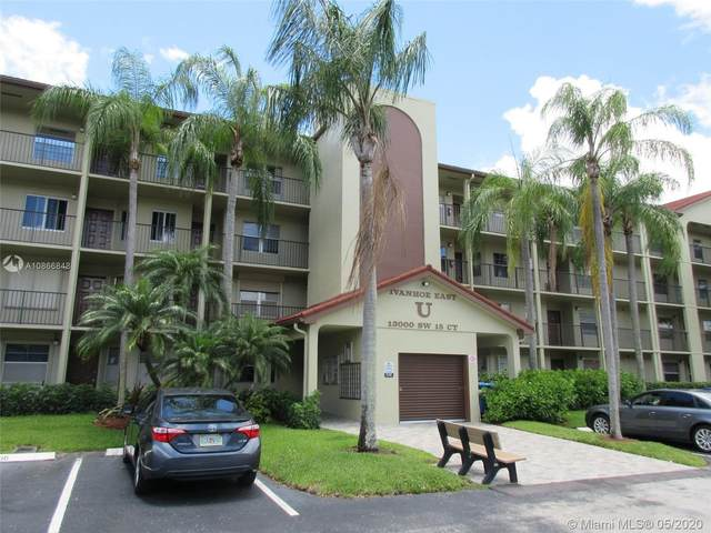 13000 SW 15th Ct 407U, Pembroke Pines, FL 33027 (MLS #A10866848) :: Re/Max PowerPro Realty