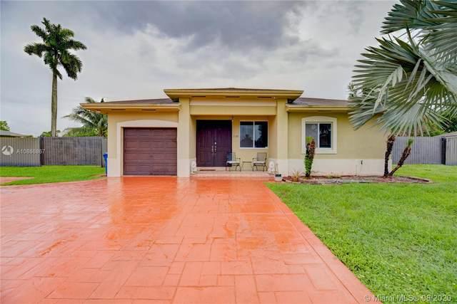 2120 NW 113th Ter, Miami, FL 33167 (MLS #A10866867) :: Berkshire Hathaway HomeServices EWM Realty