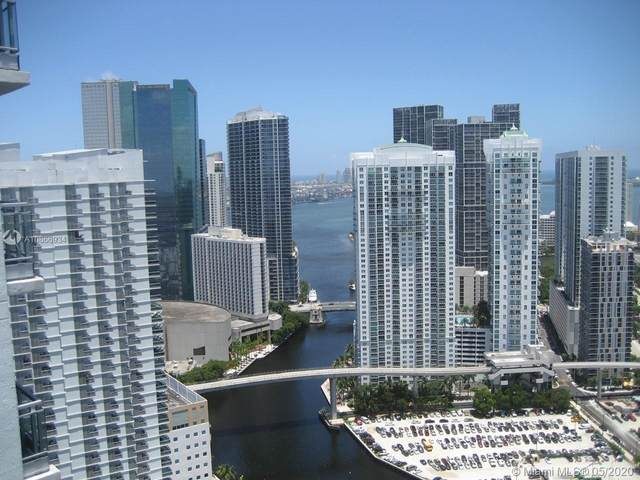 90 SW 3rd St #4209, Miami, FL 33130 (MLS #A10866934) :: The Riley Smith Group