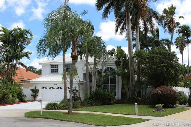 17403 NW 8th St, Pembroke Pines, FL 33029 (#A10866951) :: Real Estate Authority