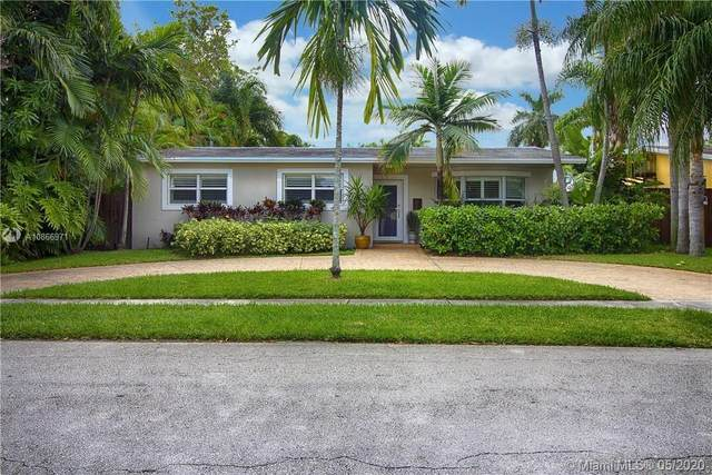 1504 Scott St, Hollywood, FL 33020 (#A10866971) :: Real Estate Authority