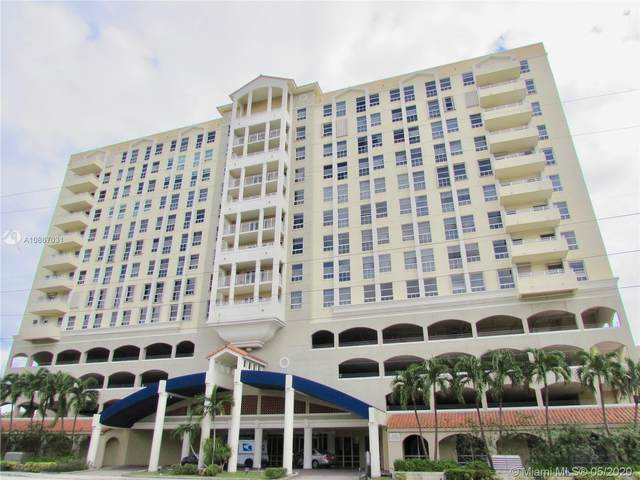 2351 Douglas Rd #506, Miami, FL 33145 (MLS #A10867031) :: Castelli Real Estate Services