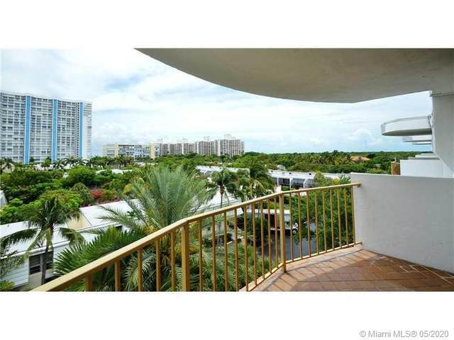 210 Sea View Dr #608, Key Biscayne, FL 33149 (MLS #A10867033) :: The Riley Smith Group