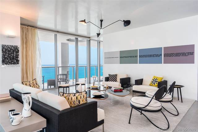 6799 Collins Ave Lph01 & 2, Miami Beach, FL 33141 (MLS #A10867048) :: United Realty Group
