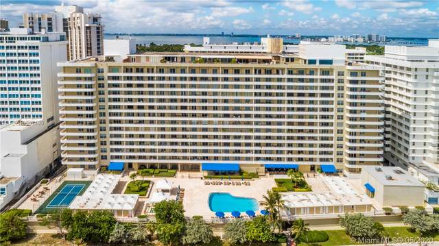 5555 Collins Ave 14W, Miami Beach, FL 33140 (#A10867190) :: Real Estate Authority