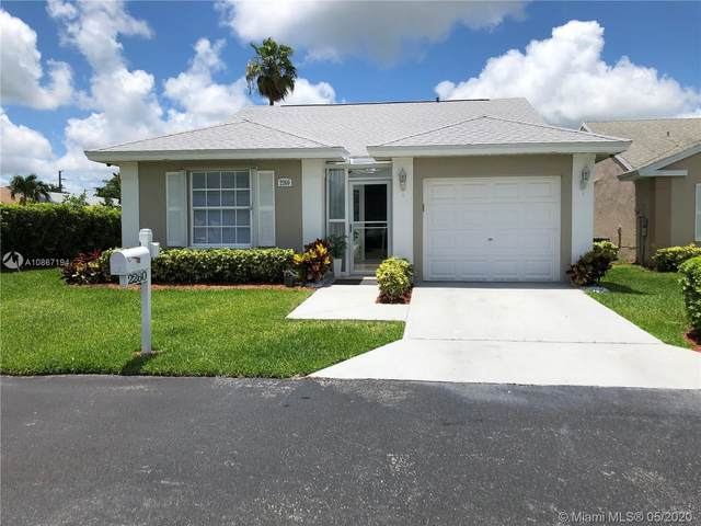2260 SE 6th Pl, Homestead, FL 33033 (#A10867194) :: Real Estate Authority