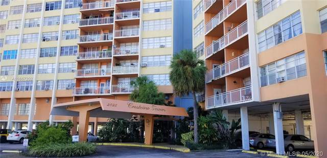 2025 NE 164th St #414, North Miami Beach, FL 33162 (#A10867202) :: Real Estate Authority