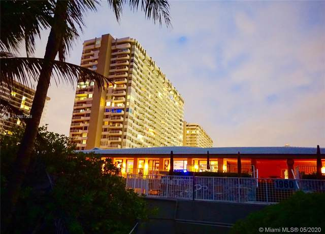 1980 S Ocean Dr  (Seasonal) 5B, Hallandale Beach, FL 33009 (MLS #A10867208) :: Patty Accorto Team