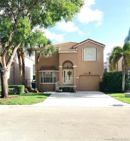 11733 NW 1st Ct, Coral Springs, FL 33071 (#A10867228) :: Realty100
