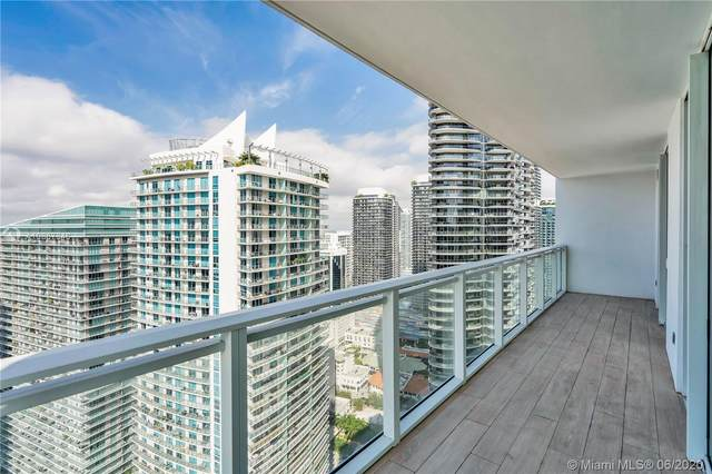 1080 Brickell Ave #3801, Miami, FL 33131 (MLS #A10867346) :: The Teri Arbogast Team at Keller Williams Partners SW
