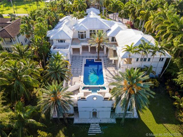 2 Tahiti Beach Island Rd, Coral Gables, FL 33143 (MLS #A10867369) :: The Riley Smith Group