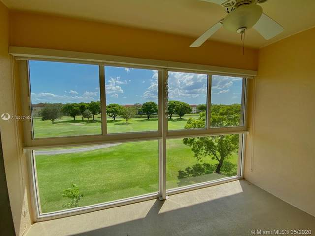 900 SW 128th Ave 403D, Pembroke Pines, FL 33027 (MLS #A10867459) :: United Realty Group