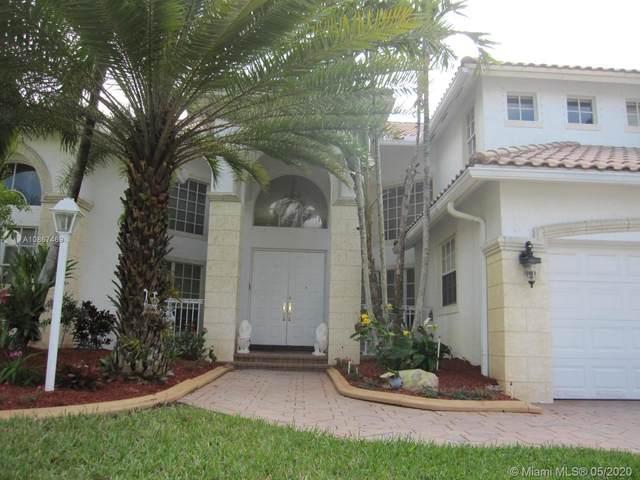 13796 NW 19th St, Pembroke Pines, FL 33028 (MLS #A10867469) :: Laurie Finkelstein Reader Team
