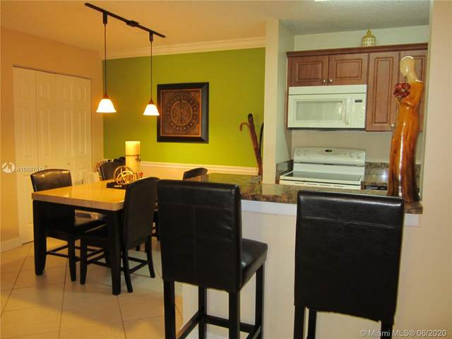 10701 Cleary Blvd #206, Plantation, FL 33324 (MLS #A10867514) :: The Teri Arbogast Team at Keller Williams Partners SW