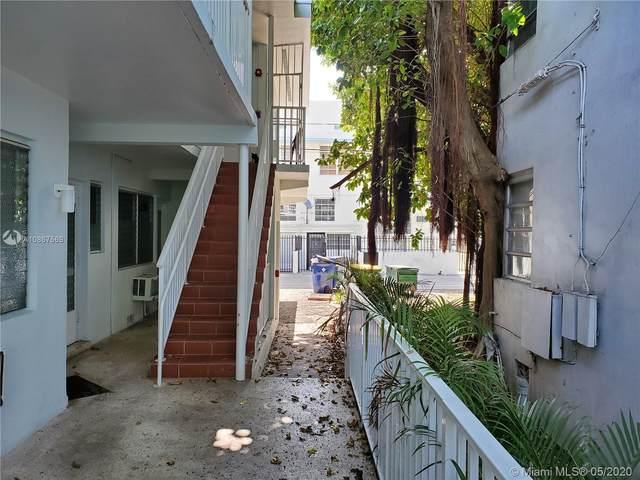 835 Meridian Ave #4, Miami Beach, FL 33139 (MLS #A10867569) :: Prestige Realty Group