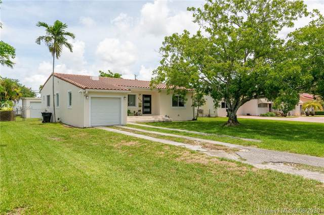 249 Hammond Dr, Miami Springs, FL 33166 (MLS #A10867664) :: THE BANNON GROUP at RE/MAX CONSULTANTS REALTY I