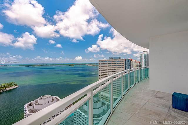 950 Brickell Bay Dr #3510, Miami, FL 33131 (MLS #A10867669) :: The Teri Arbogast Team at Keller Williams Partners SW