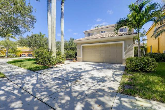 429 Fishtail Ter, Weston, FL 33327 (MLS #A10867675) :: The Howland Group