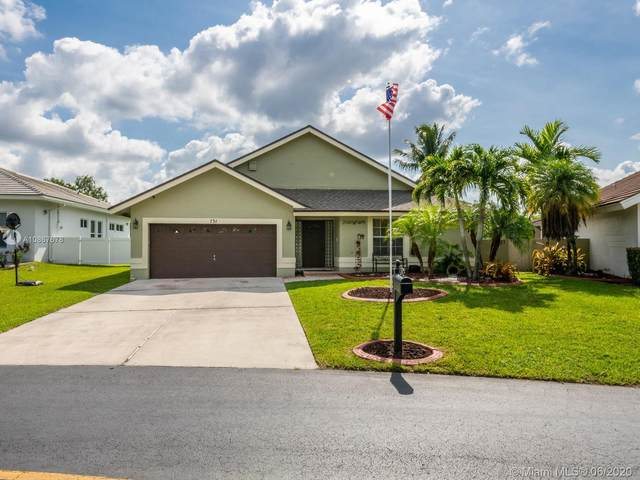 731 NW 205th Ave, Pembroke Pines, FL 33029 (#A10867678) :: Real Estate Authority