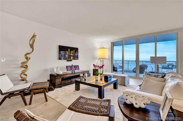 808 Brickell Key Dr #1904, Miami, FL 33131 (MLS #A10867718) :: ONE | Sotheby's International Realty