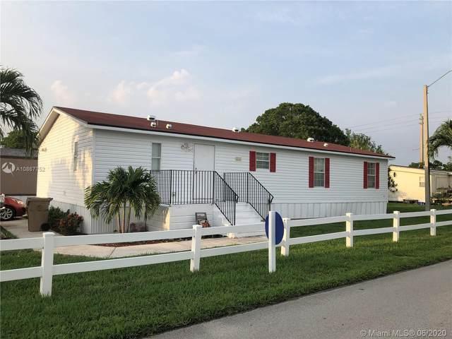 542 SW 130th Terrace, Davie, FL 33325 (#A10867752) :: Dalton Wade
