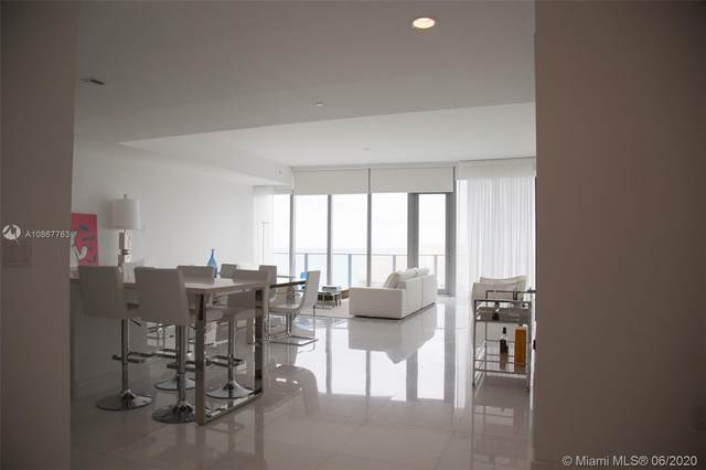 17475 Collins Ave #2203, Sunny Isles Beach, FL 33160 (MLS #A10867763) :: Berkshire Hathaway HomeServices EWM Realty
