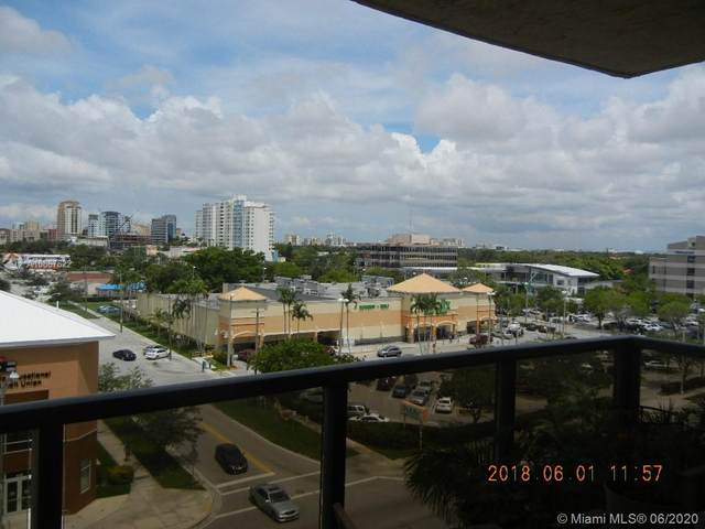 2301 SW 27th Ave #600, Miami, FL 33145 (MLS #A10867822) :: The Teri Arbogast Team at Keller Williams Partners SW
