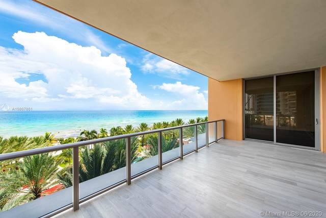 17749 Collins Ave #401, Sunny Isles Beach, FL 33160 (MLS #A10867861) :: United Realty Group