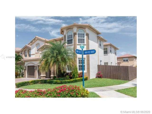 11523 NW 83rd Way, Doral, FL 33178 (MLS #A10867866) :: Prestige Realty Group
