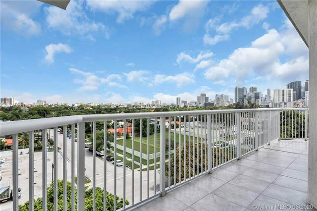 280 SW 20th Rd #806, Miami, FL 33129 (MLS #A10867982) :: The Teri Arbogast Team at Keller Williams Partners SW