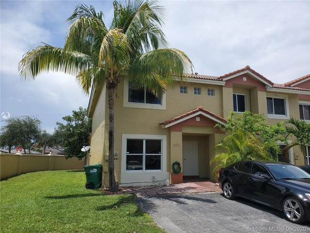 5299 NW 190th Ln ., Miami Gardens, FL 33055 (MLS #A10867990) :: Berkshire Hathaway HomeServices EWM Realty