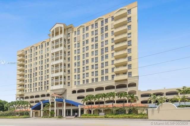 2351 Douglas Rd #507, Miami, FL 33145 (MLS #A10867991) :: Castelli Real Estate Services