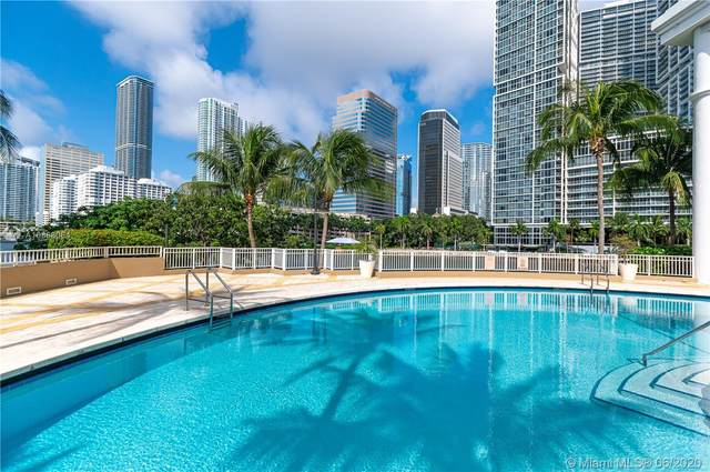 801 Brickell Key Blvd #1905, Miami, FL 33131 (MLS #A10868064) :: ONE | Sotheby's International Realty