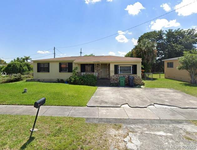 1010 NW 90th St, Miami, FL 33150 (MLS #A10868083) :: United Realty Group