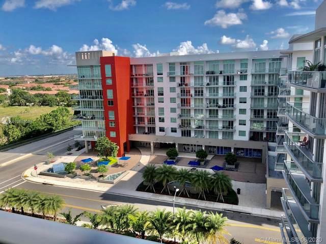 7751 NW 107th Ave #807, Miami, FL 33178 (MLS #A10868098) :: Berkshire Hathaway HomeServices EWM Realty