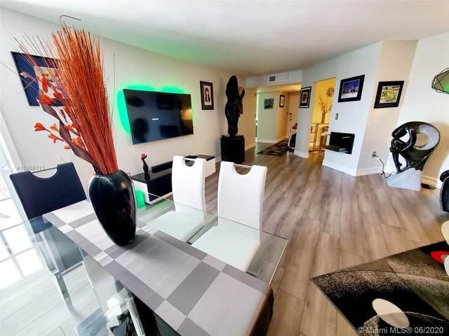 2750 NE 183rd St Ph07, Aventura, FL 33160 (MLS #A10868113) :: Green Realty Properties
