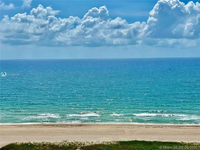 1800 S Ocean Blvd #1111, Lauderdale By The Sea, FL 33062 (MLS #A10868189) :: The Howland Group