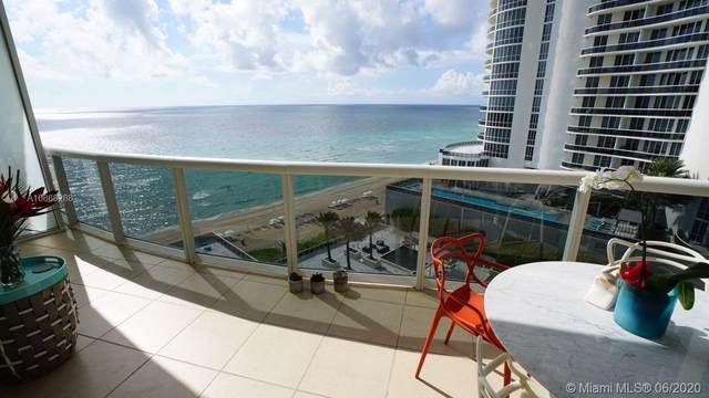 16001 Collins Ave #907, Sunny Isles Beach, FL 33160 (MLS #A10868288) :: The Riley Smith Group